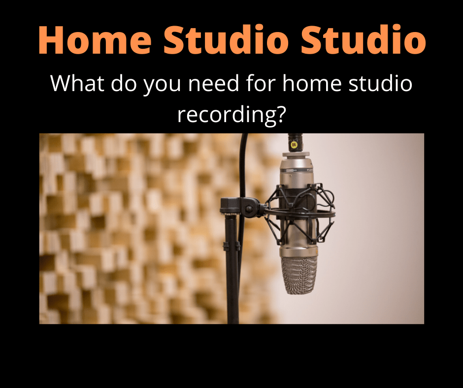 Slick Audio Home Studio
