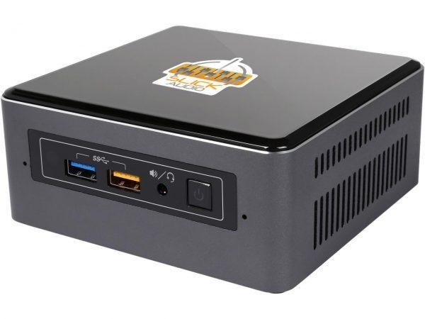 Smallest DAW Computer