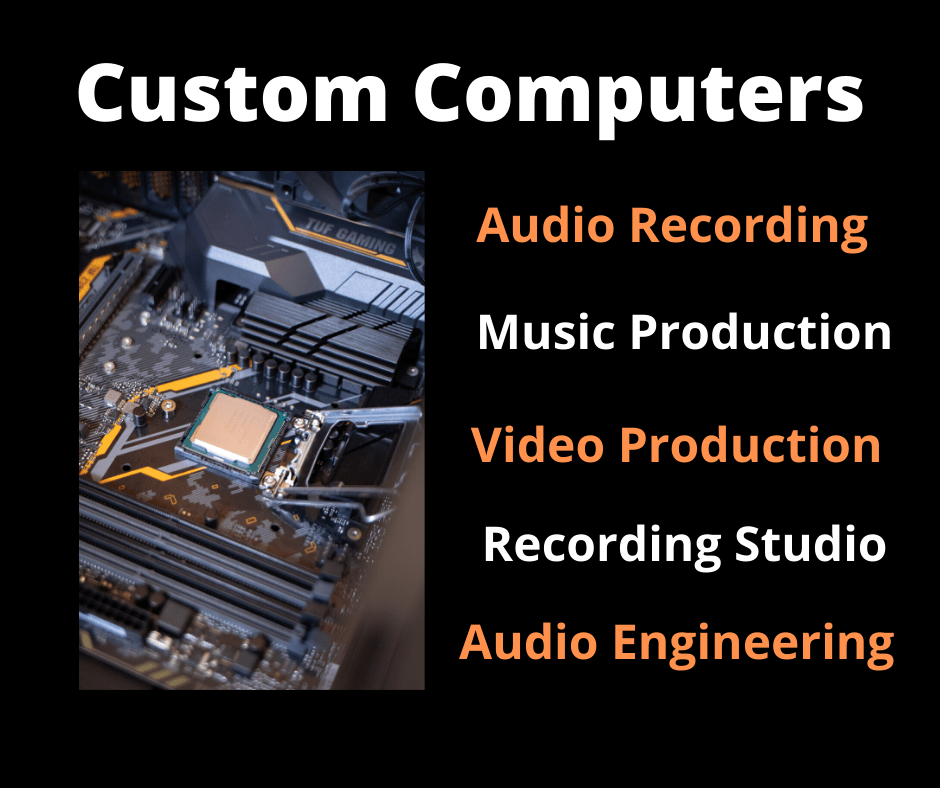 Audio Computers