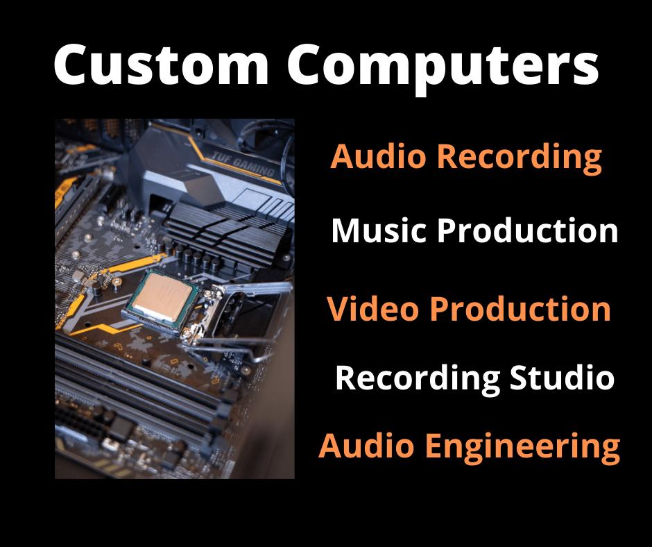 Audio Computers