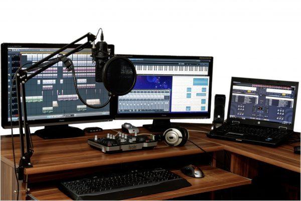 Budget Friendly Home Recording Studio