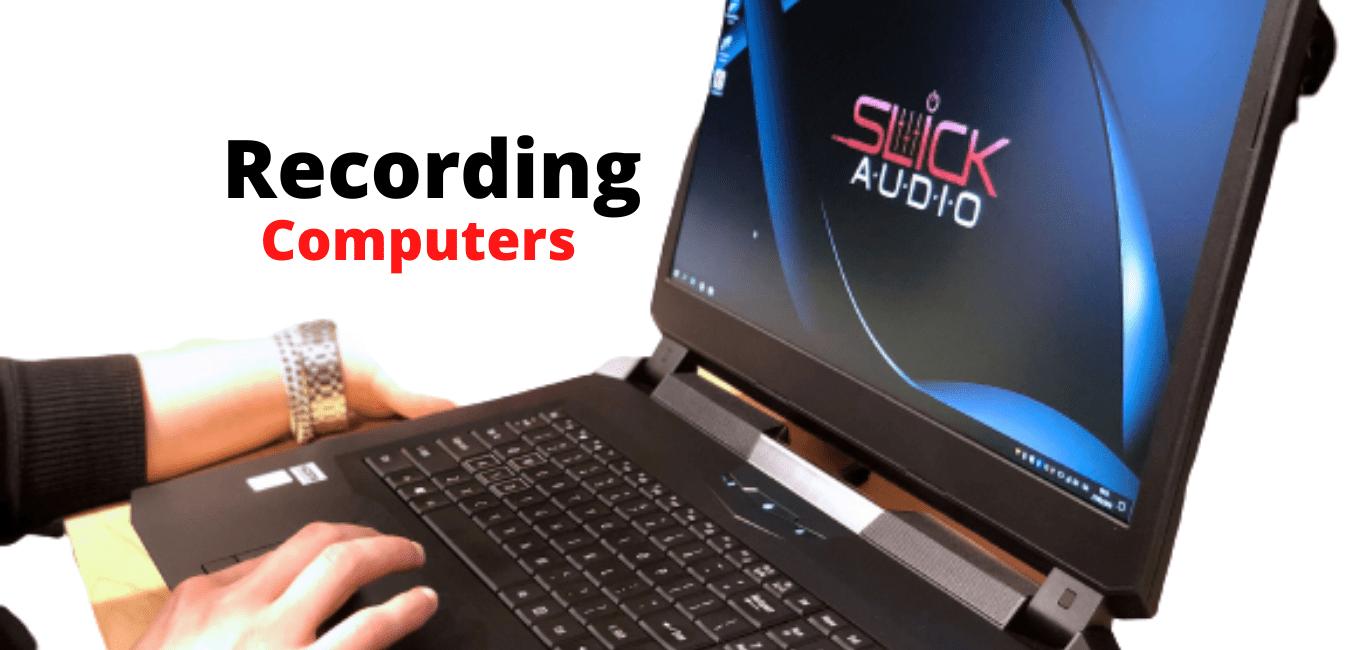 Computer Recording Studio
