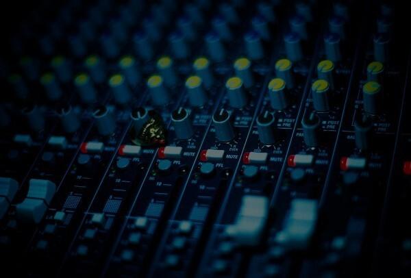 Slick Audio racking amps
