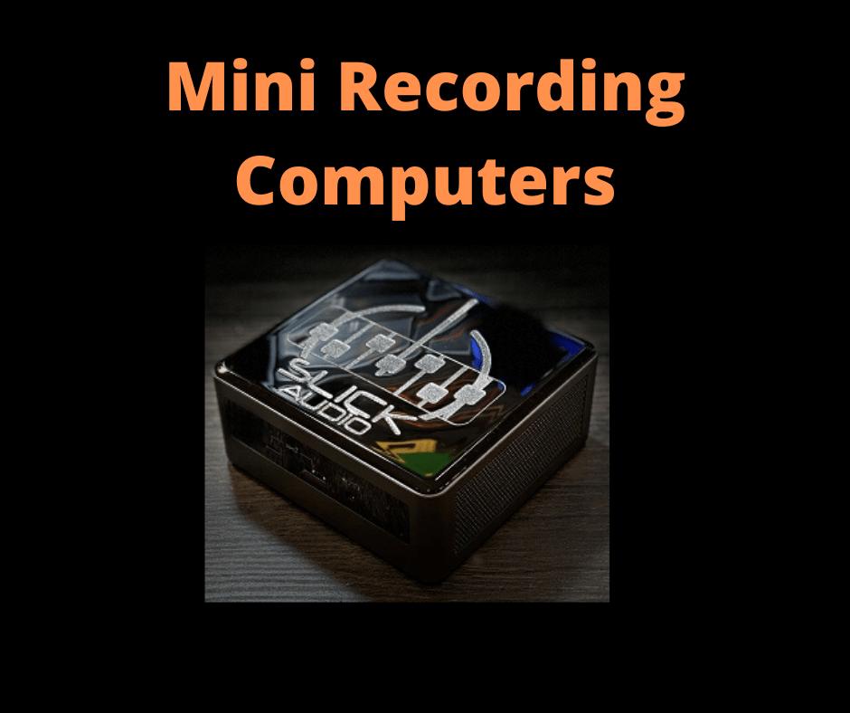 Micro Recording Commputers