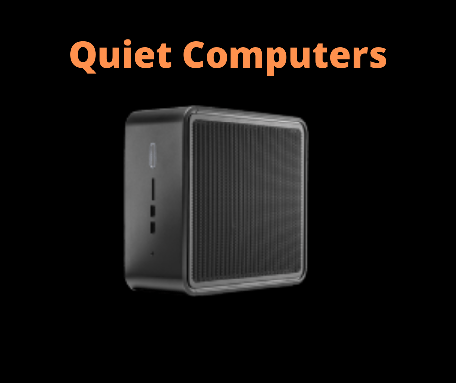 Quiet Recording Computers