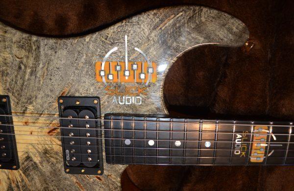 Slick Audio Melancon Guitar