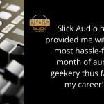 Slick Audio Gear Slut