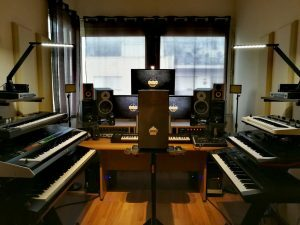 Alex Argento's Studio featuring Slick Audio