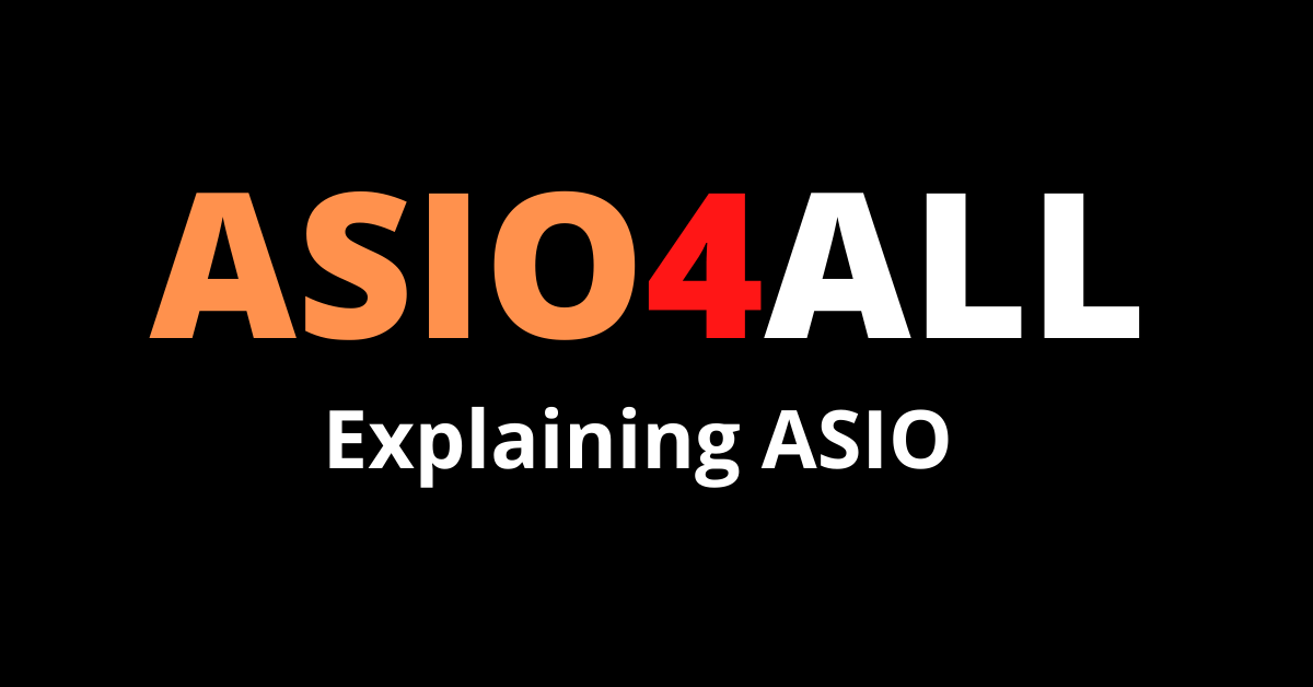 Explaining ASIO