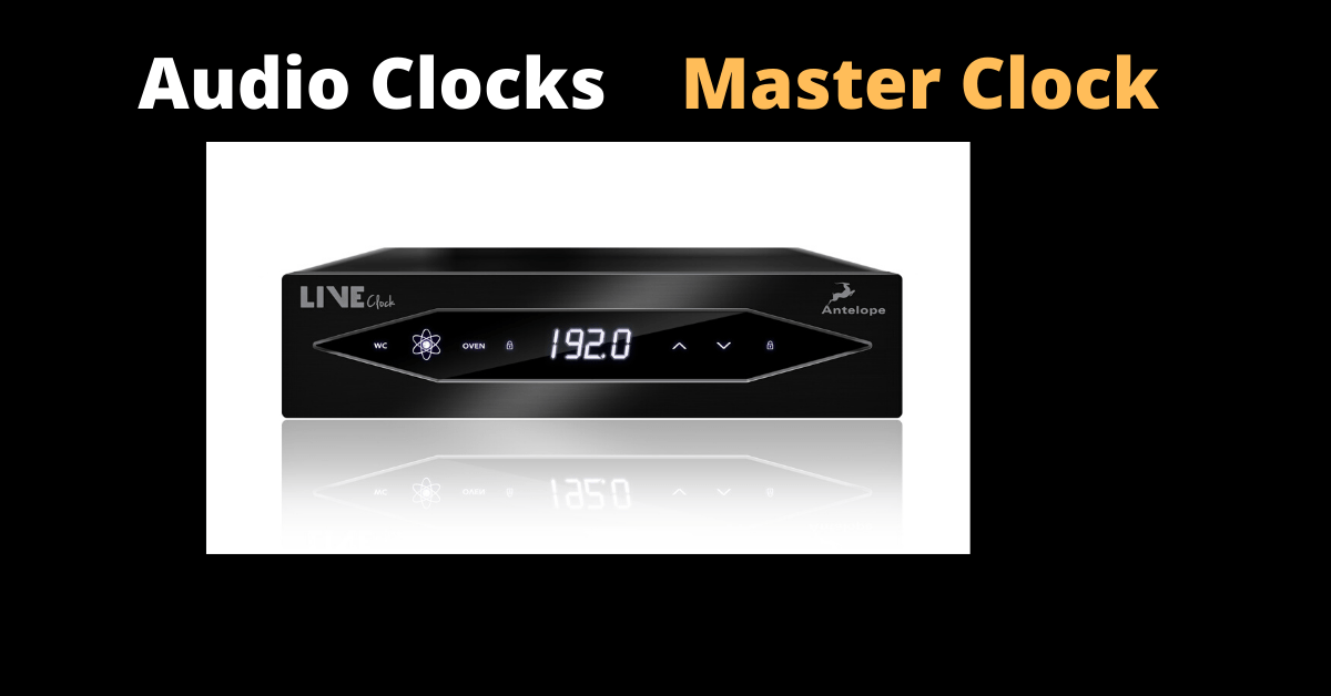 Audio Clocks