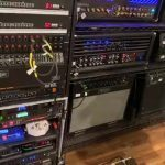 Amp Rack Setup