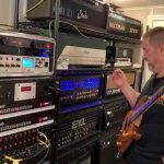 Racking BRBS amp