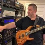 ampede guitar rack