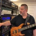 Ampyede guitar rack