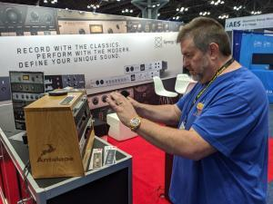 Slick Audio at AES