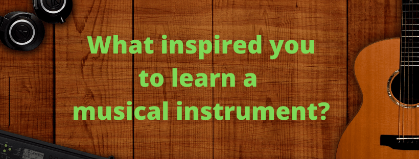 Learning to play a musical instrument