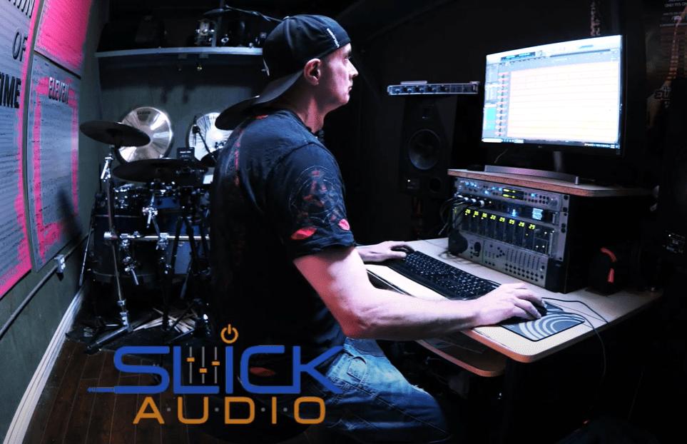 Music Computer for Virgil Donati