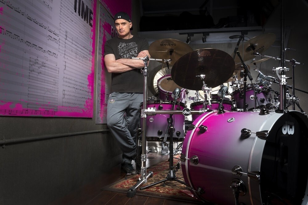Music Computer for Virgil Donati